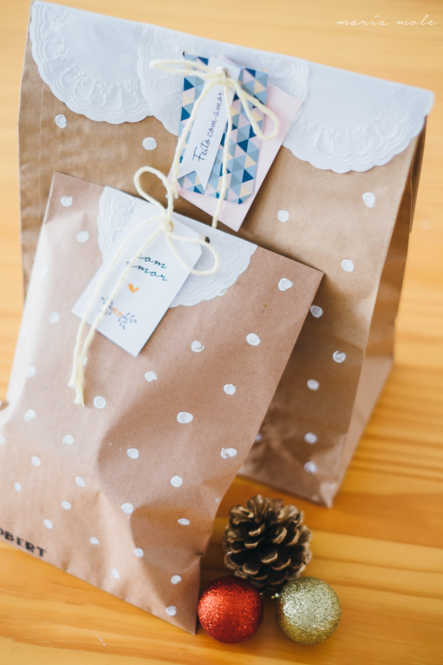 embalagem natal